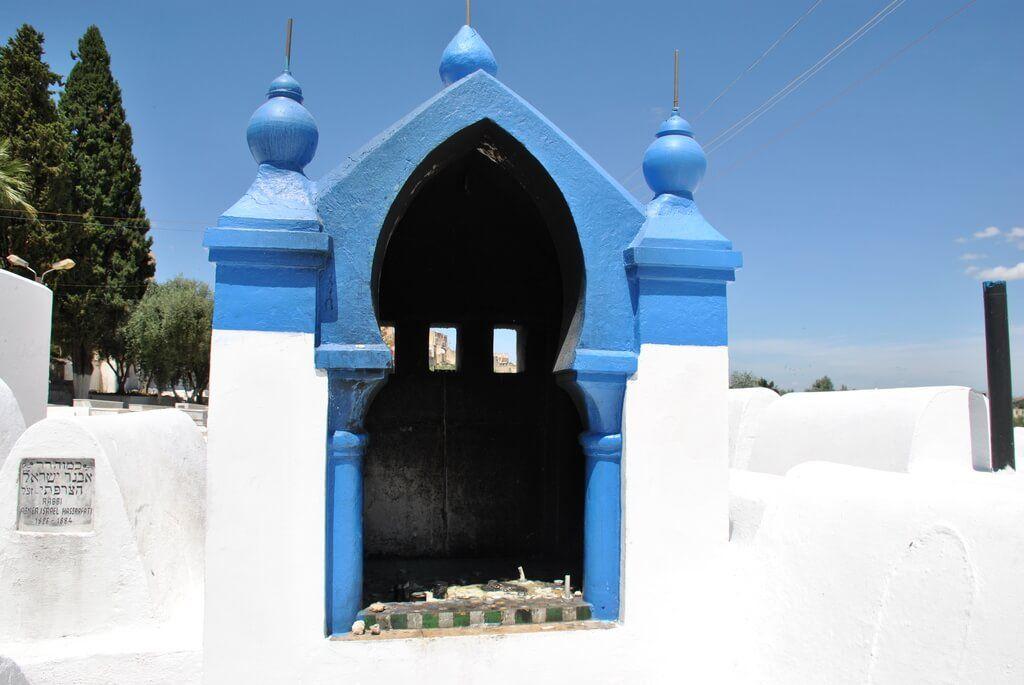 tumba de Solica, Fez