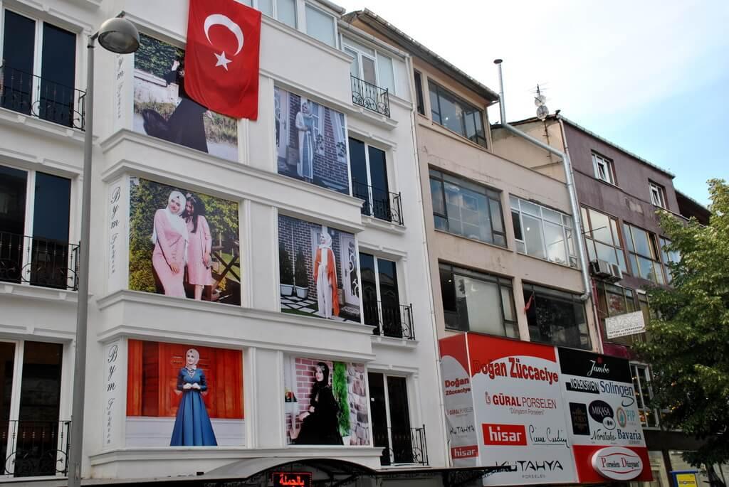barrio de Beyazit, Estambul