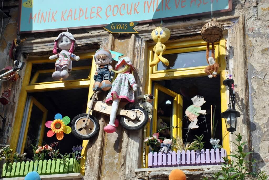 Balat, barrio alternativo de Estambul