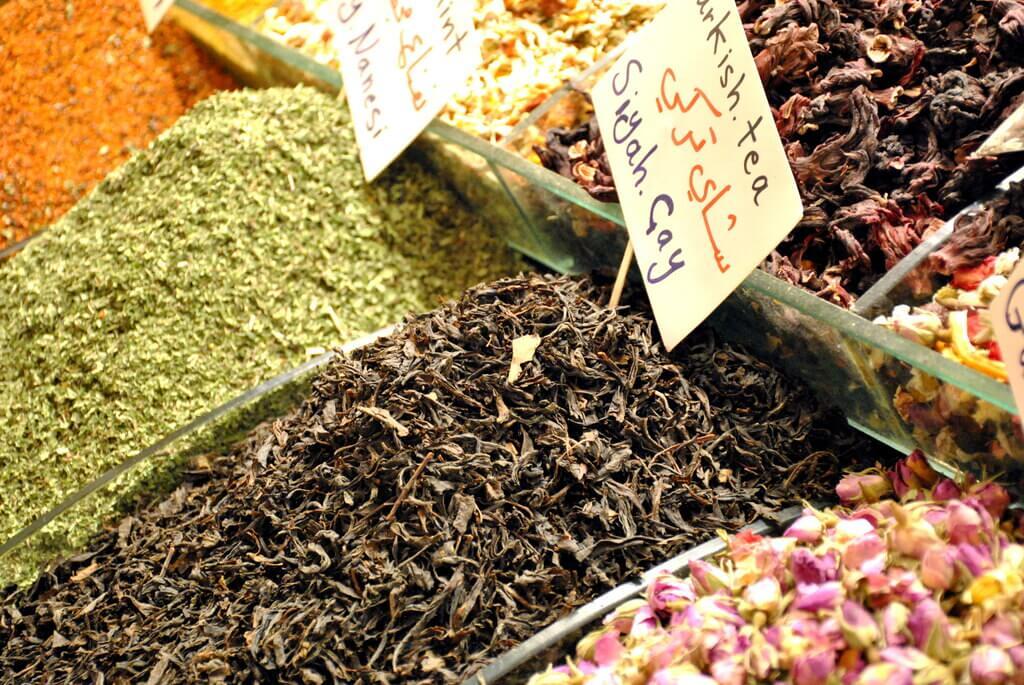 Bazar de las especias, Estambul