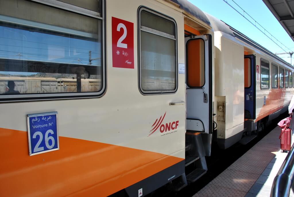 tren Fez-Meknes