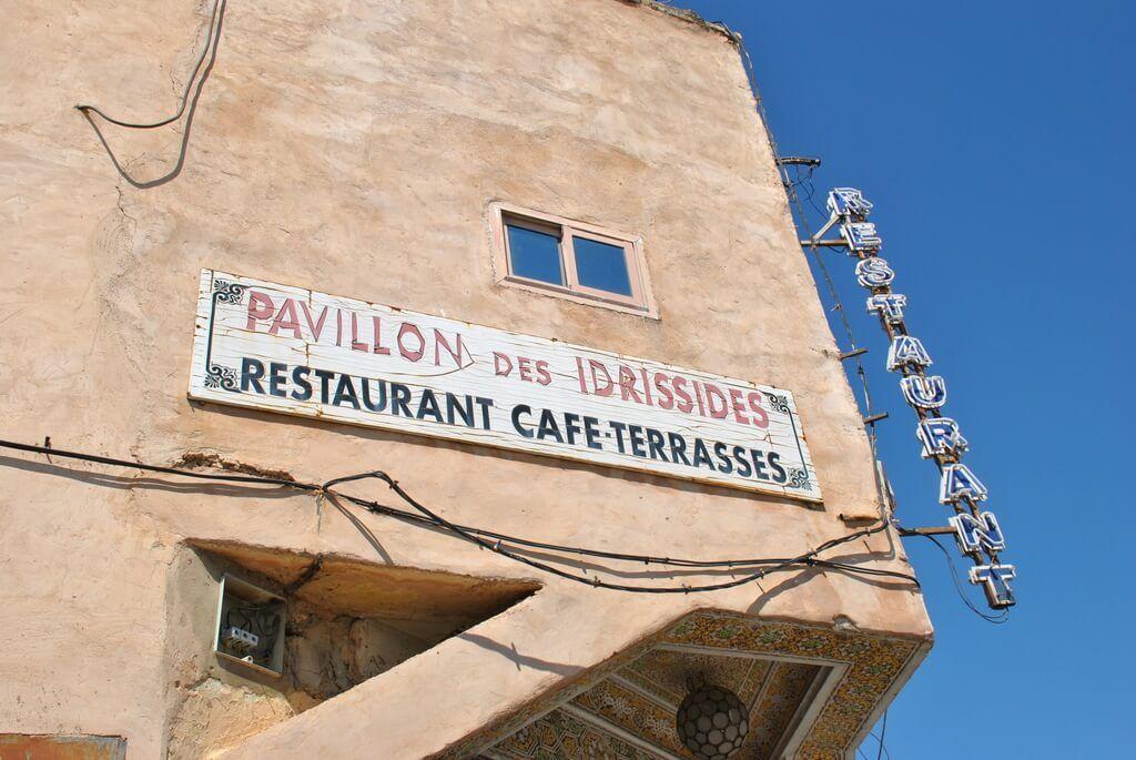 dónde comer en Meknes