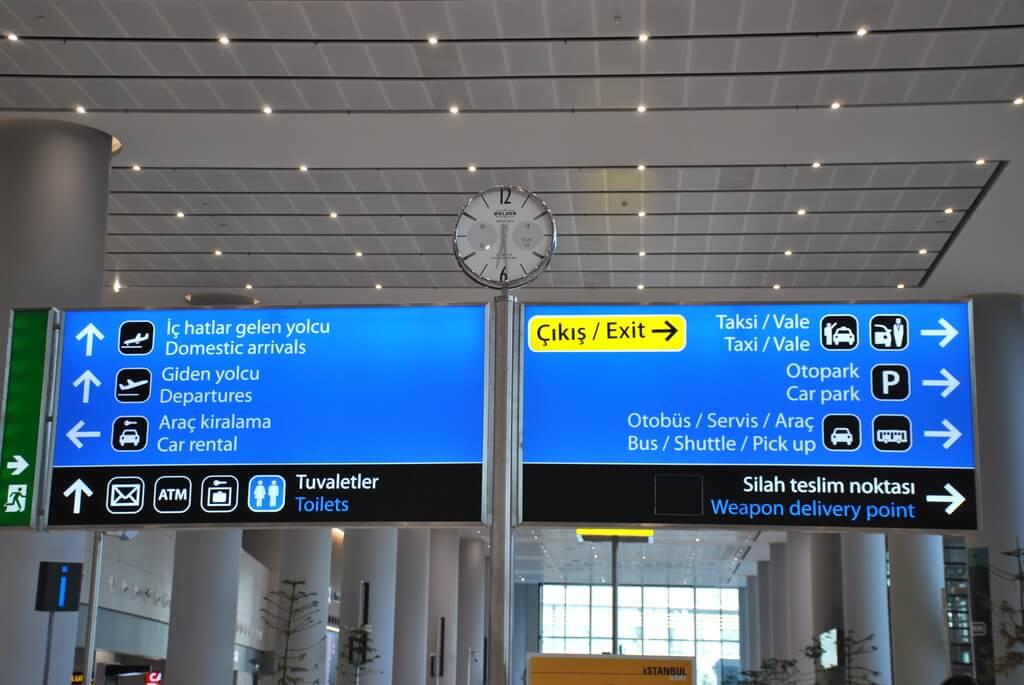 aeropuerto nuevo de Estambul