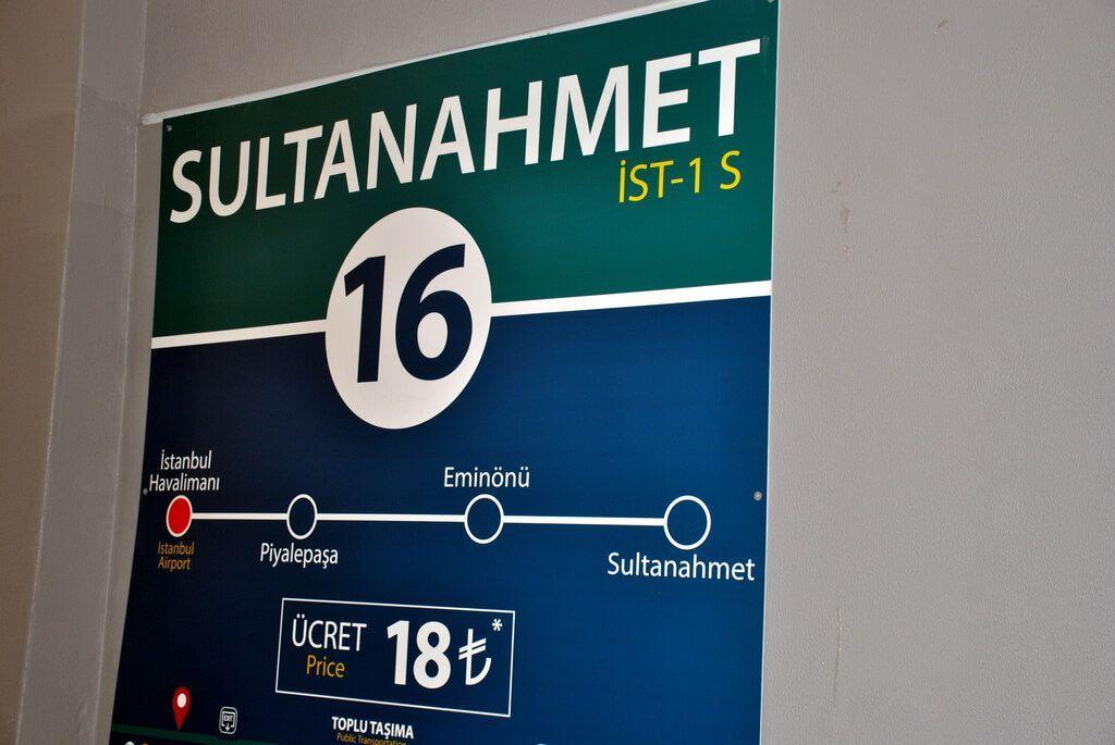 terminal de autobuses de Havaist
