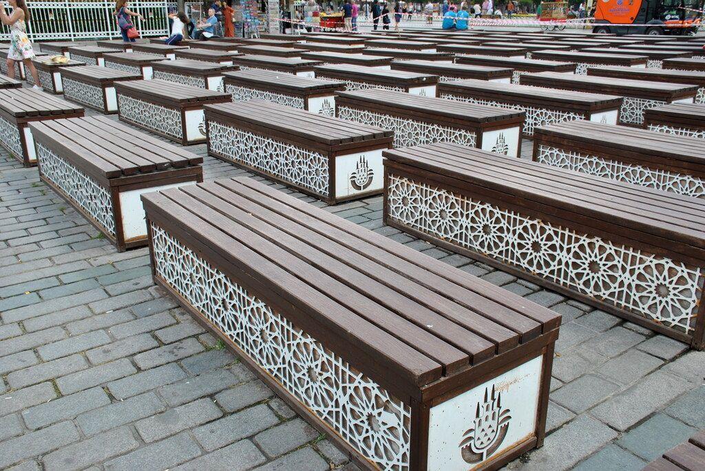 Plaza de Sultanahmet, Estambul
