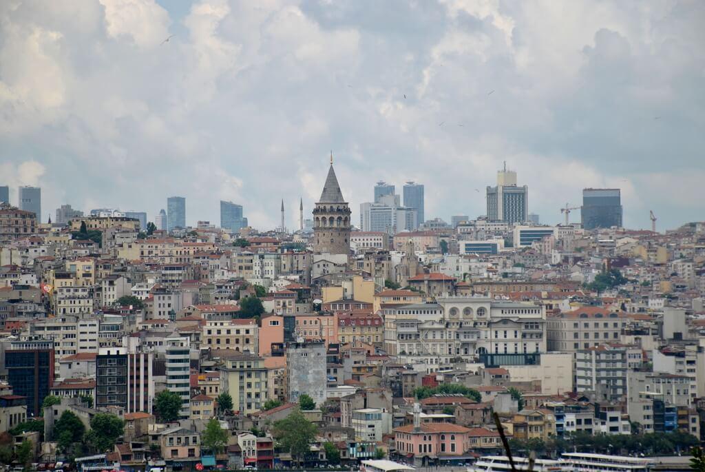 Barrio de Gálata, Estambul