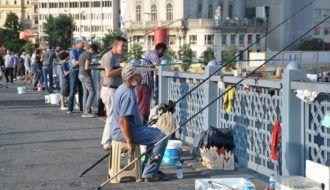 Puente de Gálata, Estambul
