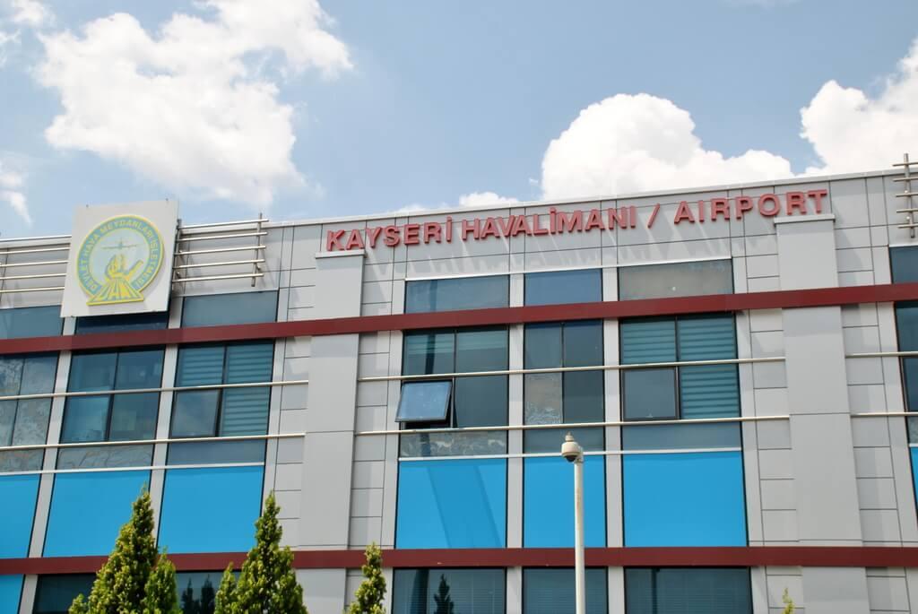 Aeropuerto de Kayseri, Capadocia