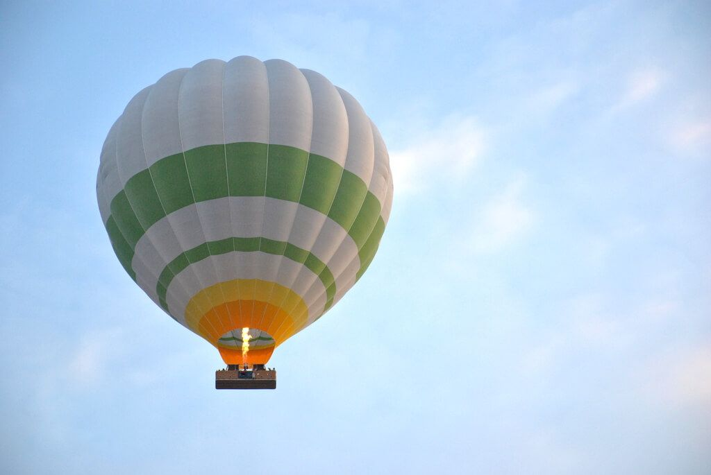 volar en globo enCapadocia