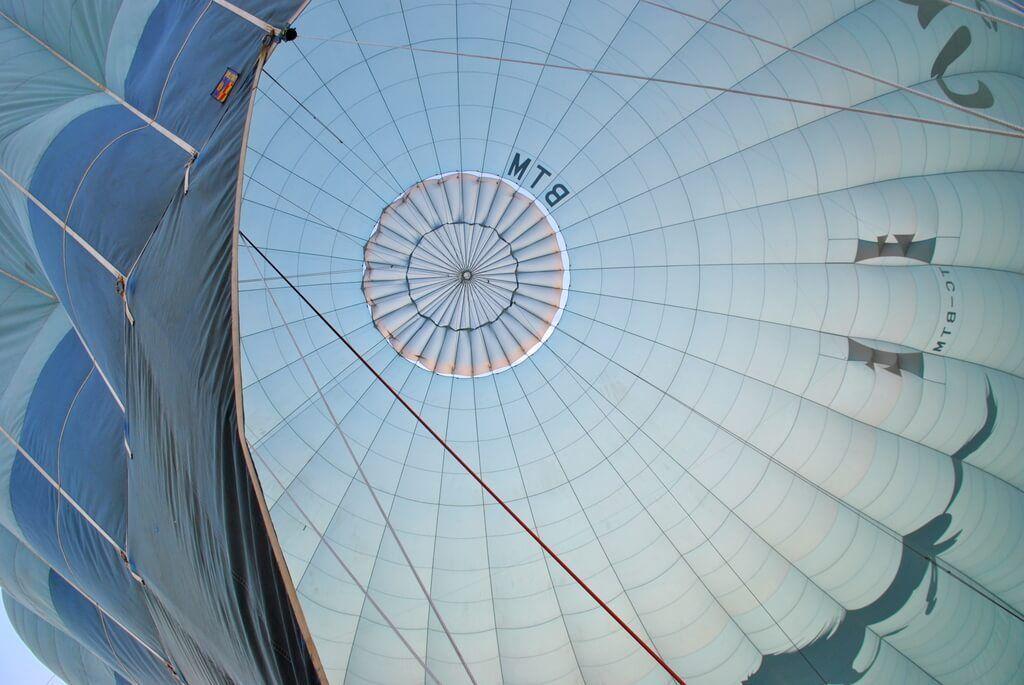 volar en globo por la Capadocia