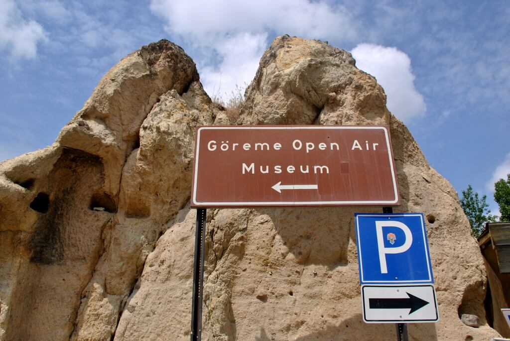 Museo al aire libre de Göreme