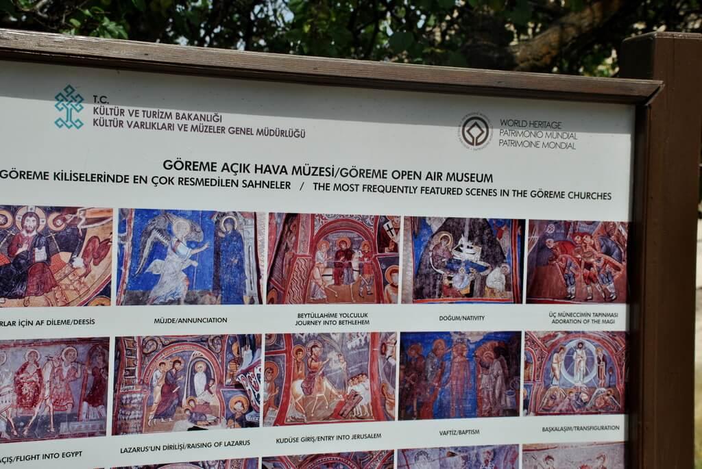 iglesias de Göreme