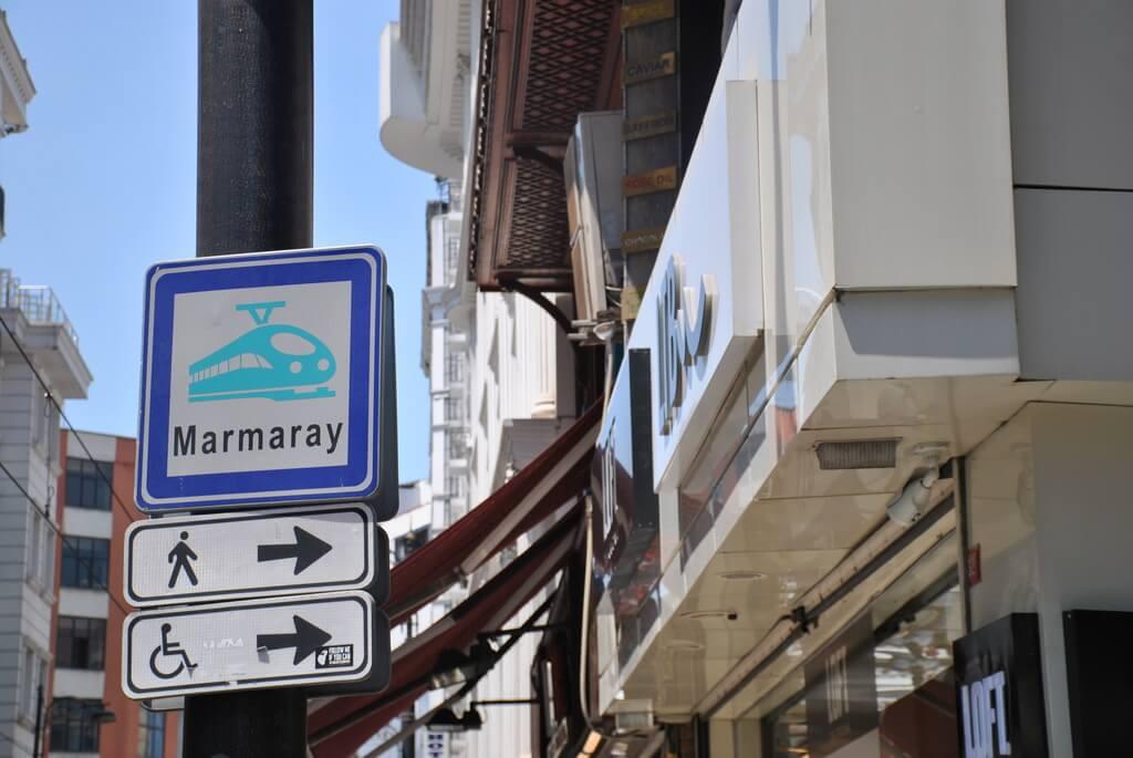 línea Marmaray