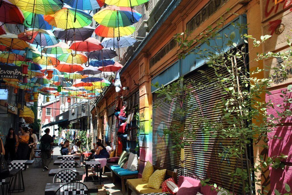 calles de Karaköy