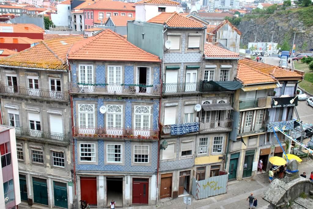 mejores miradores de Oporto