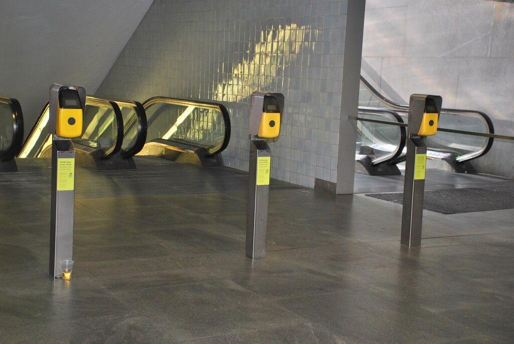cómo ir del aeropuerto al centro de Oporto