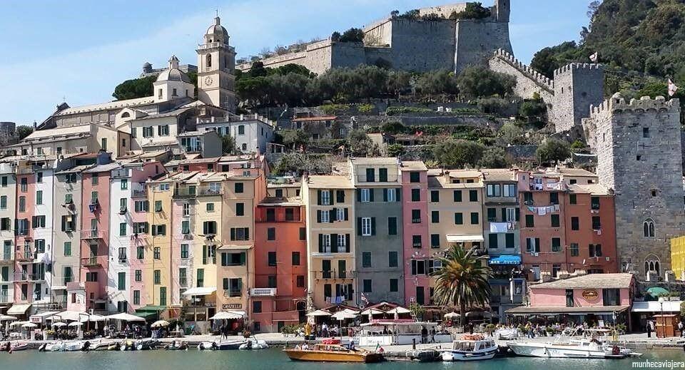 castillo de portovenere