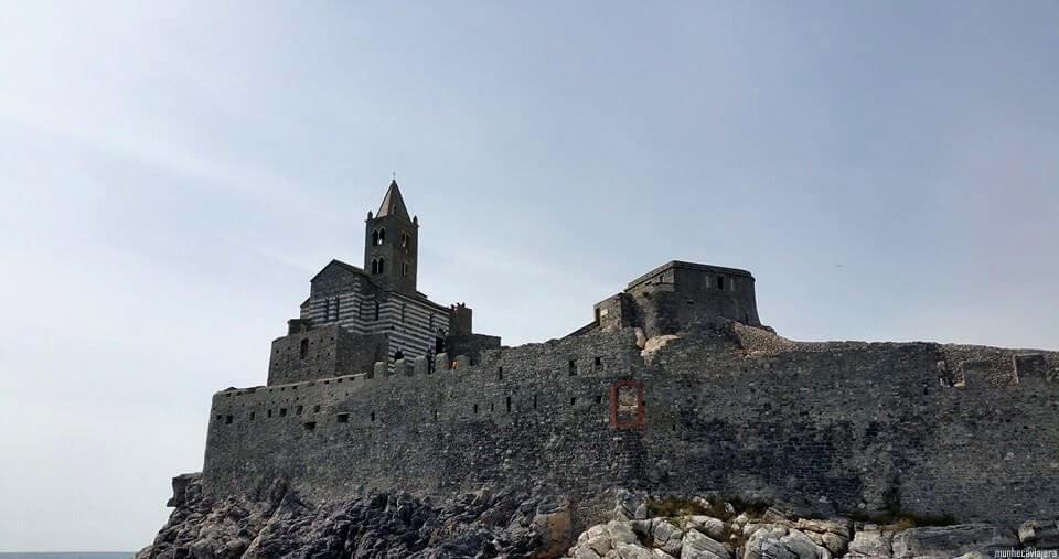 iglesia de san pedro, portovenere