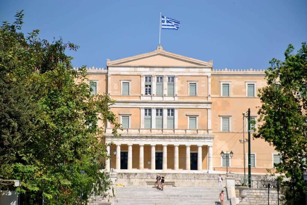Plaza Sintagma. Qué ver en Atenas