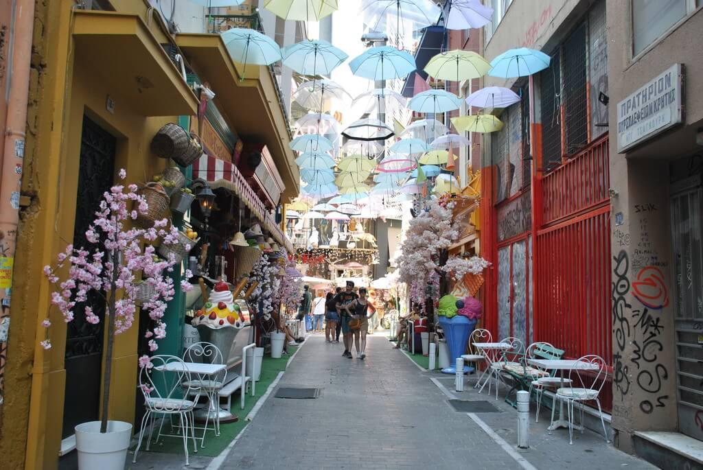 Little Kook, Atenas