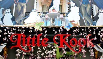 café Little Kook en Atenas