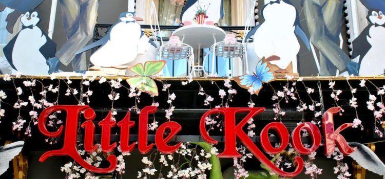 LITTLE KOOK, EL CAFÉ DE LA FANTASÍA EN ATENAS