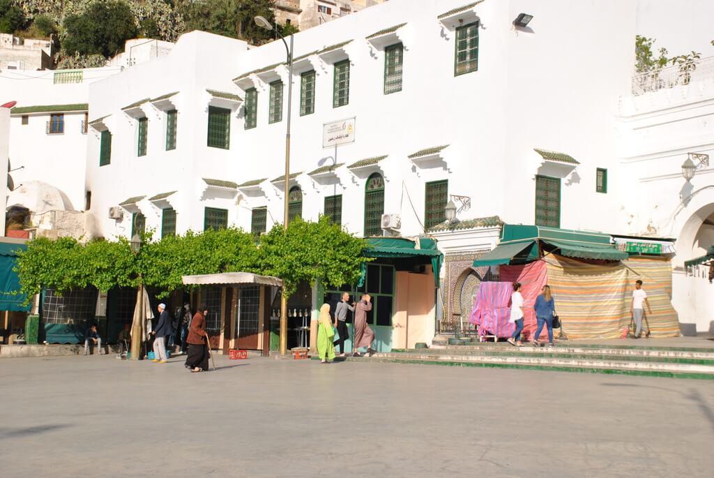 centro de Mulay Idris