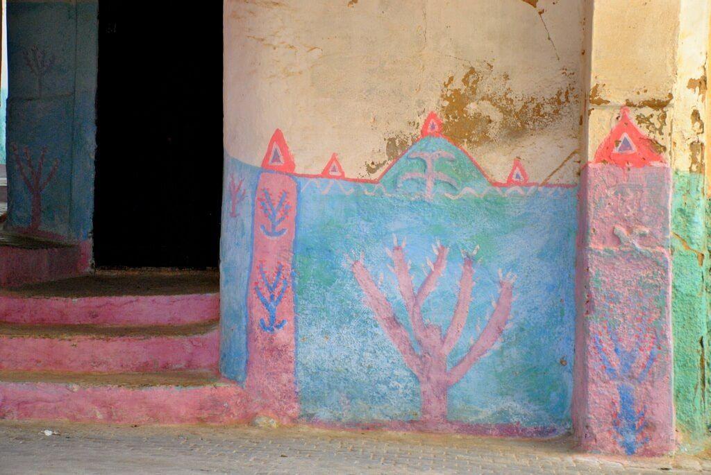 calles de la medina de Moulay Idriss
