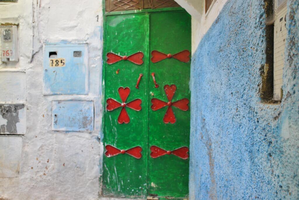 qué ver en Moulay Idriss