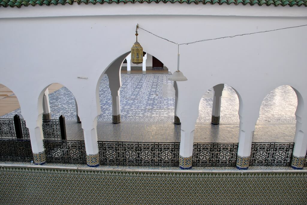 Mezquita del Mausoleo