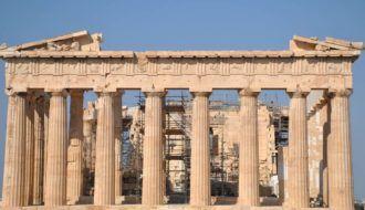 guía para visitar la Acrópolis