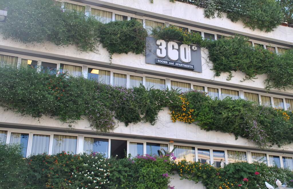 restaurante 360º Atenas