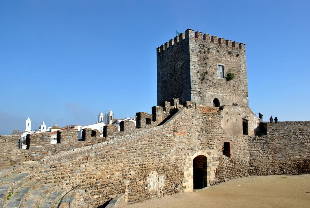 castillo de Monsaraz