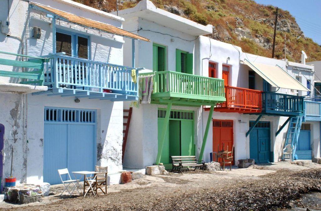 guía para visitar la isla de Milos