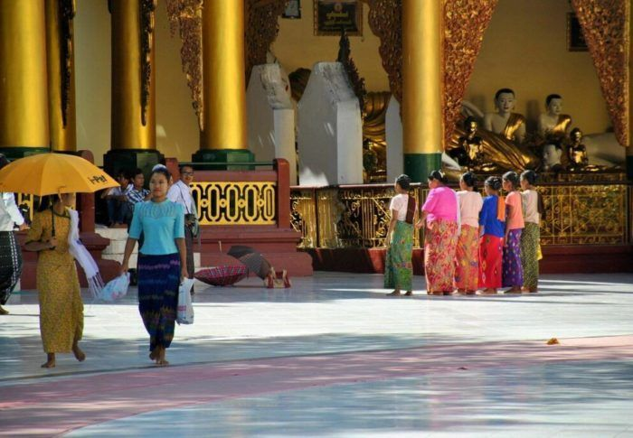 RUTA DE 10 DÍAS POR MYANMAR
