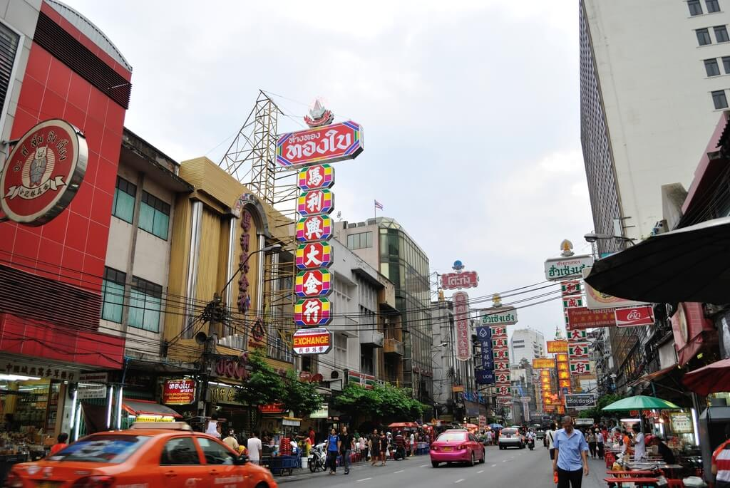 10 visitas imprescindibles en Bangkok