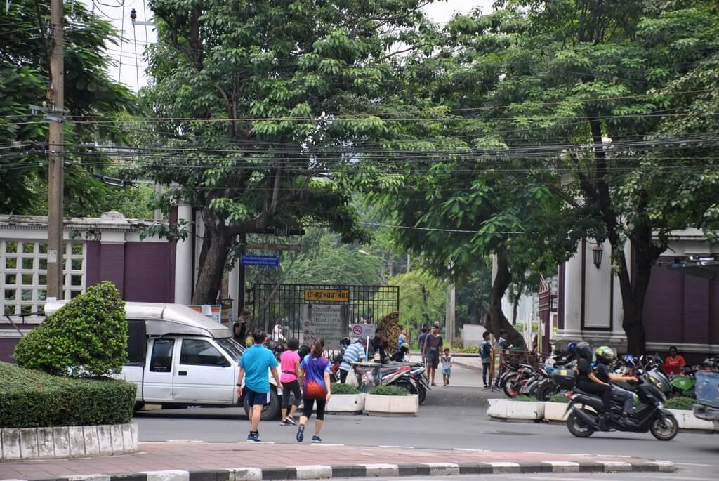 Lumphini Park, Bangkok