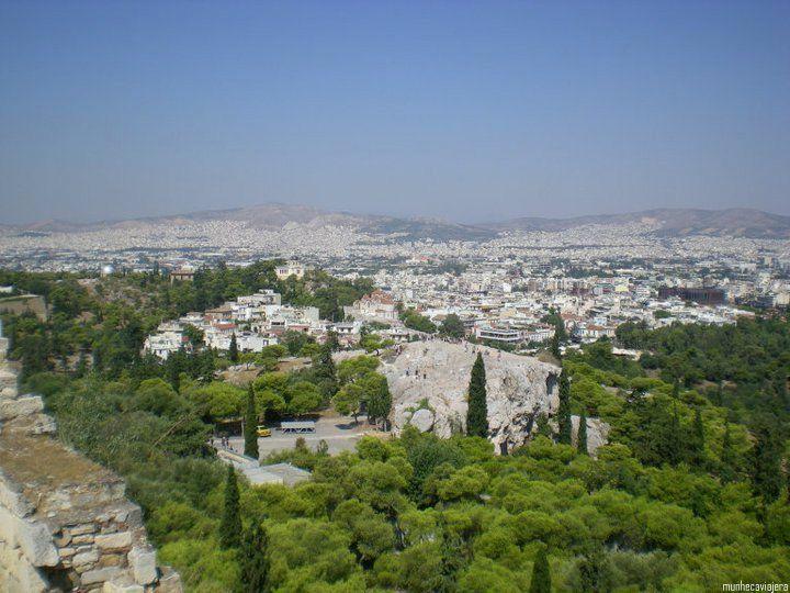 Miradores de Atenas