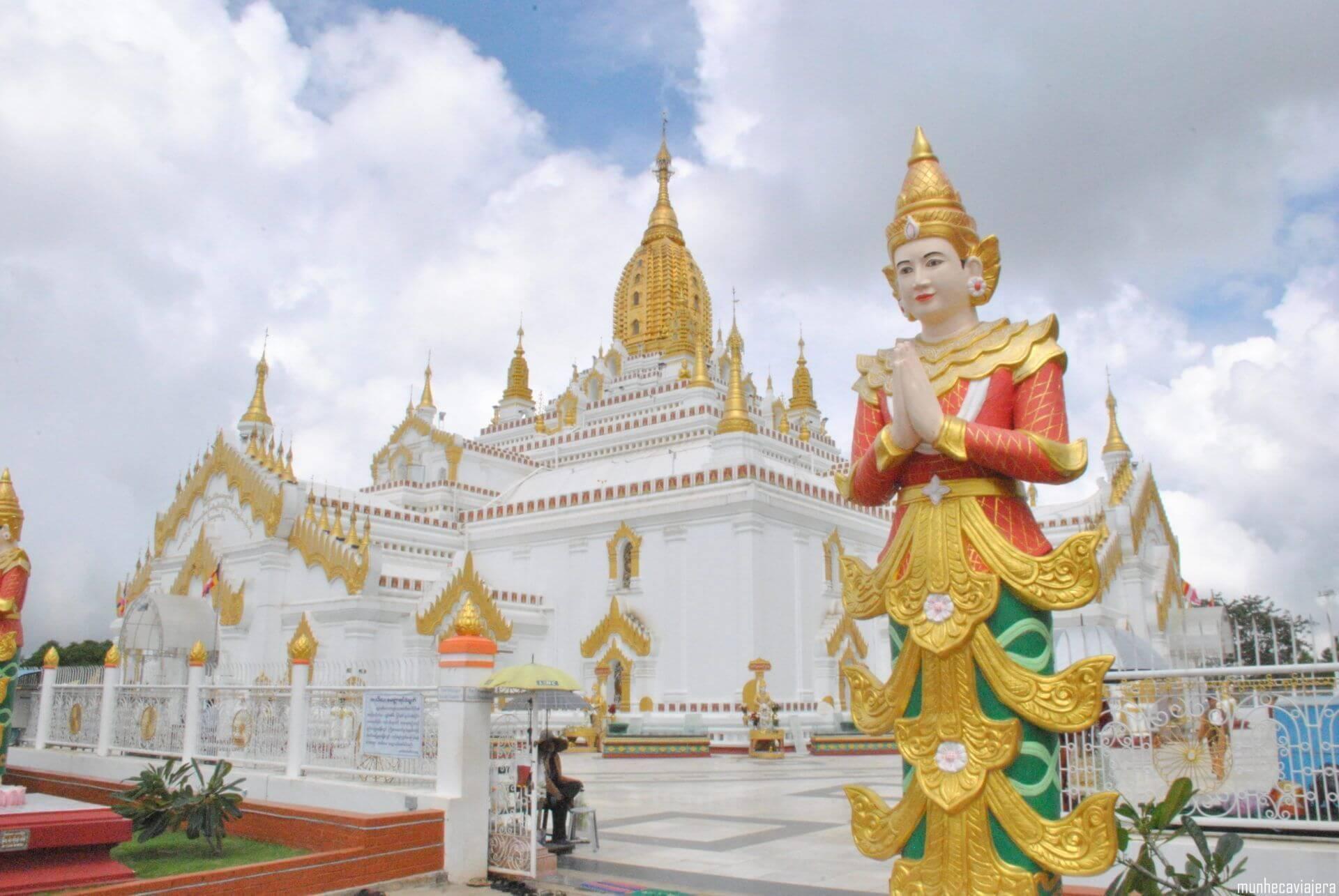 pagoda Sulamani en Taunggyi