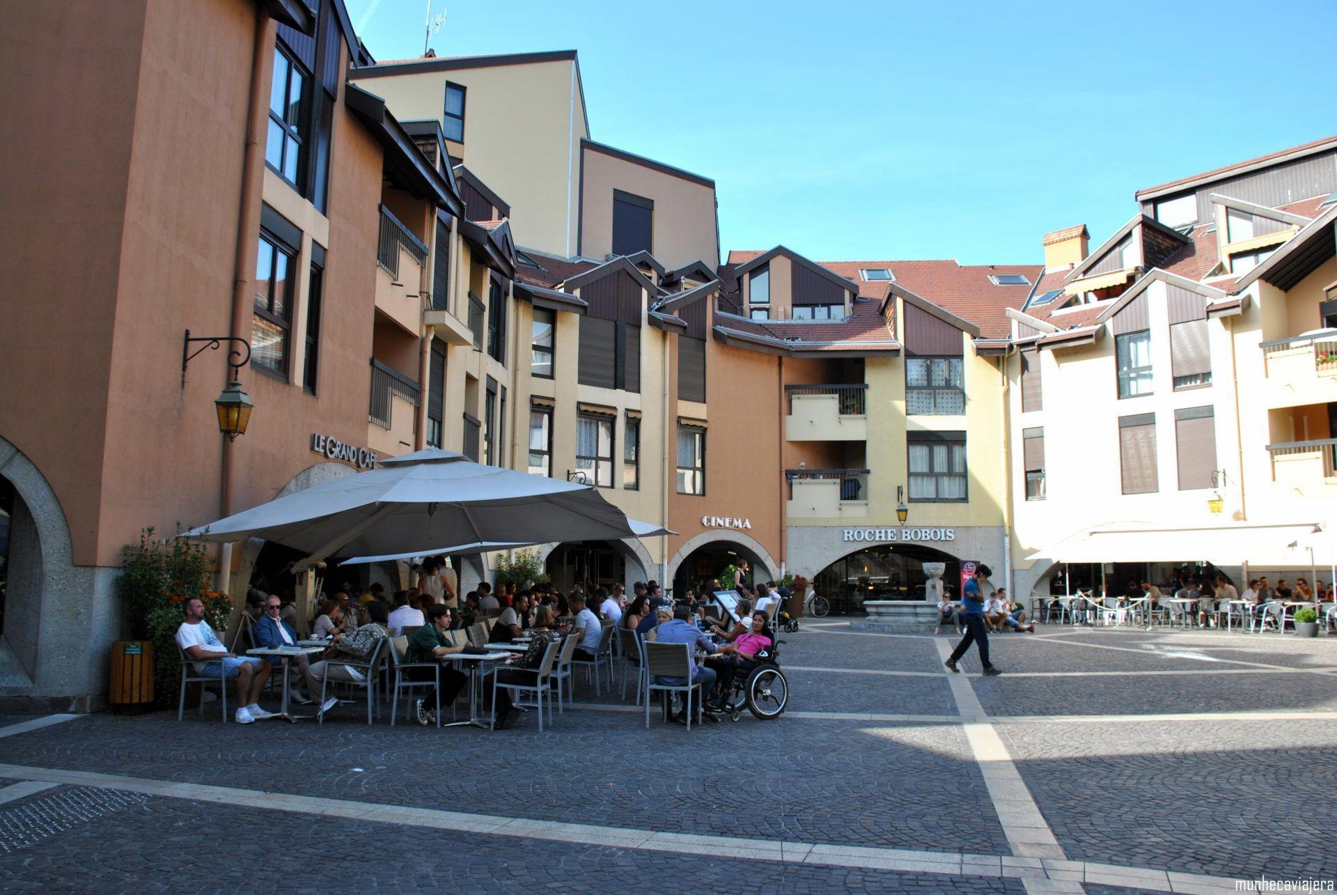 ver en Annecy