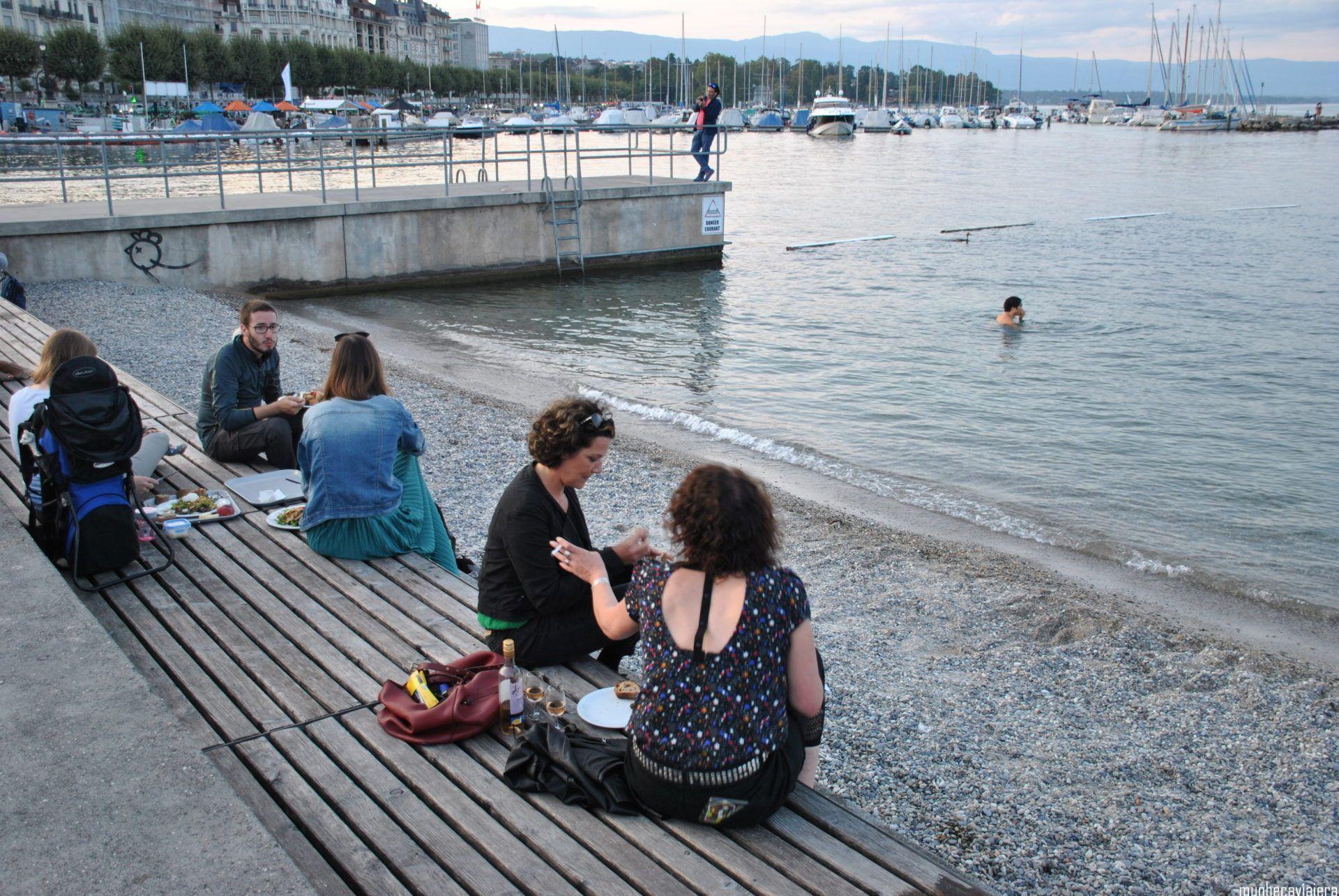 10 lugares que ver en Ginebra