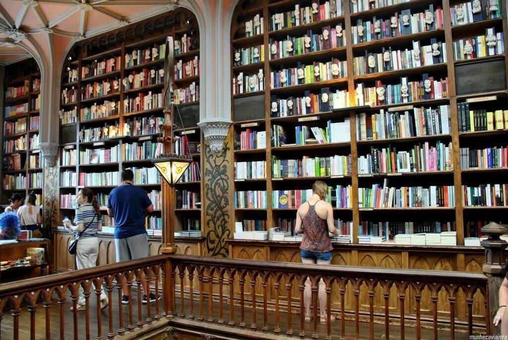 Librería Harry Potter Oporto