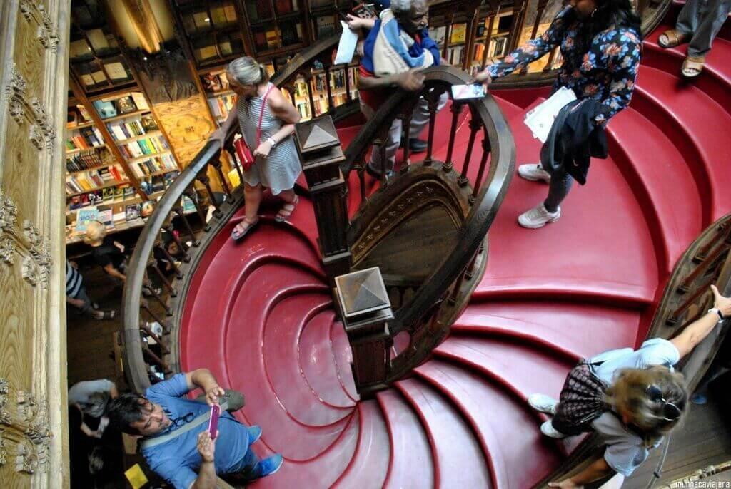 Librería de Harry Potter Oporto