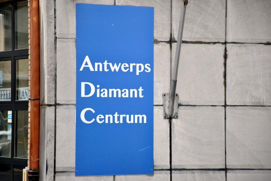 barrio de los diamantes de Amberes