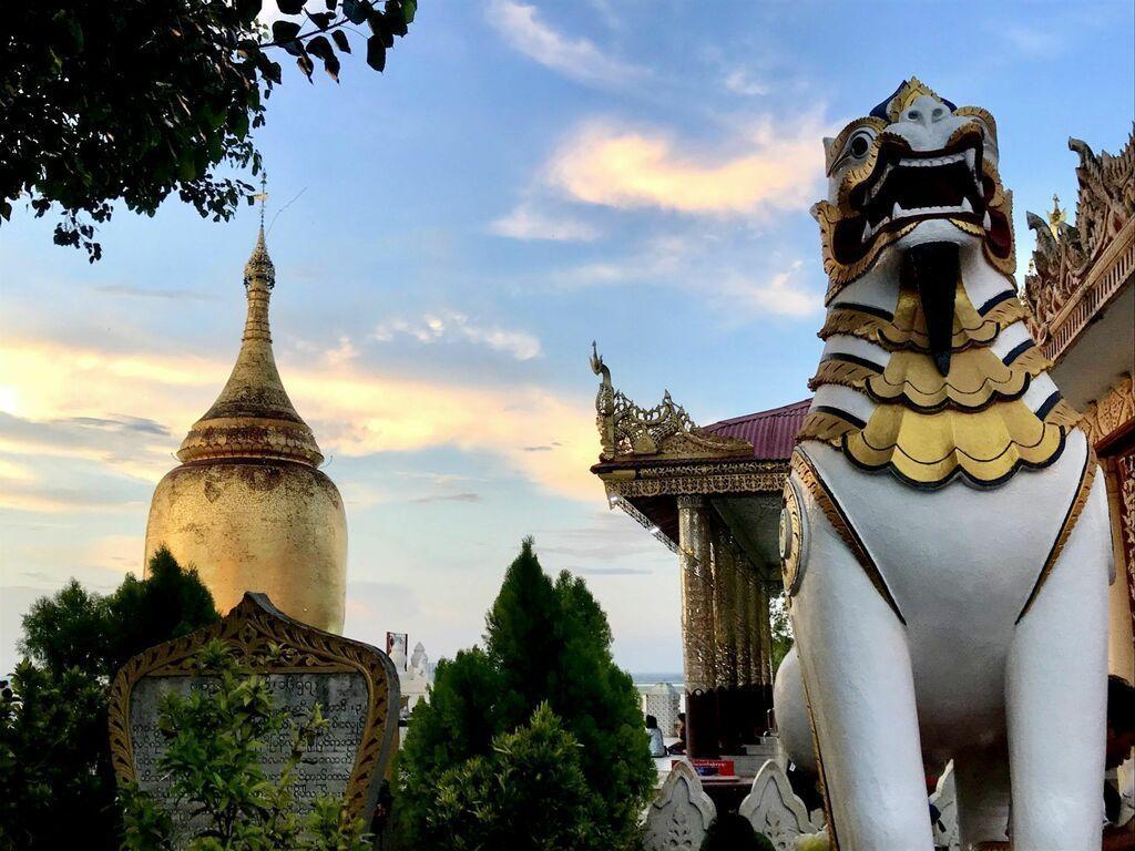 Templos de Bagan. Qué ver