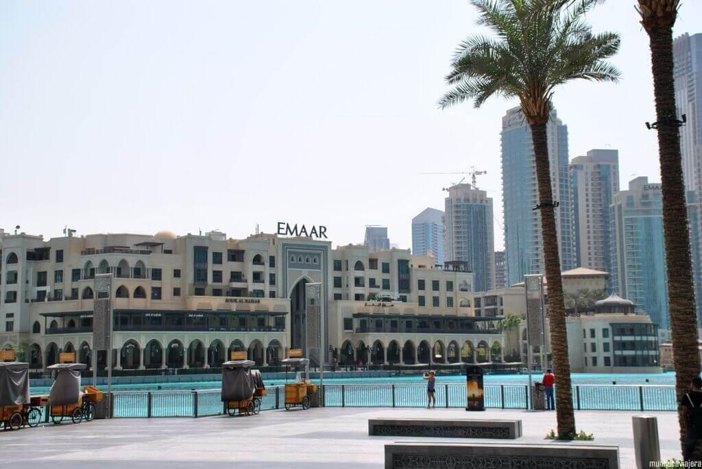 qué ver en Dubai