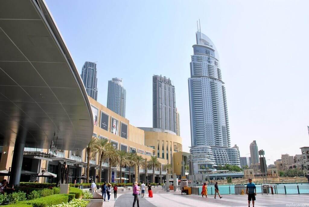 Dubai durante una escala larga