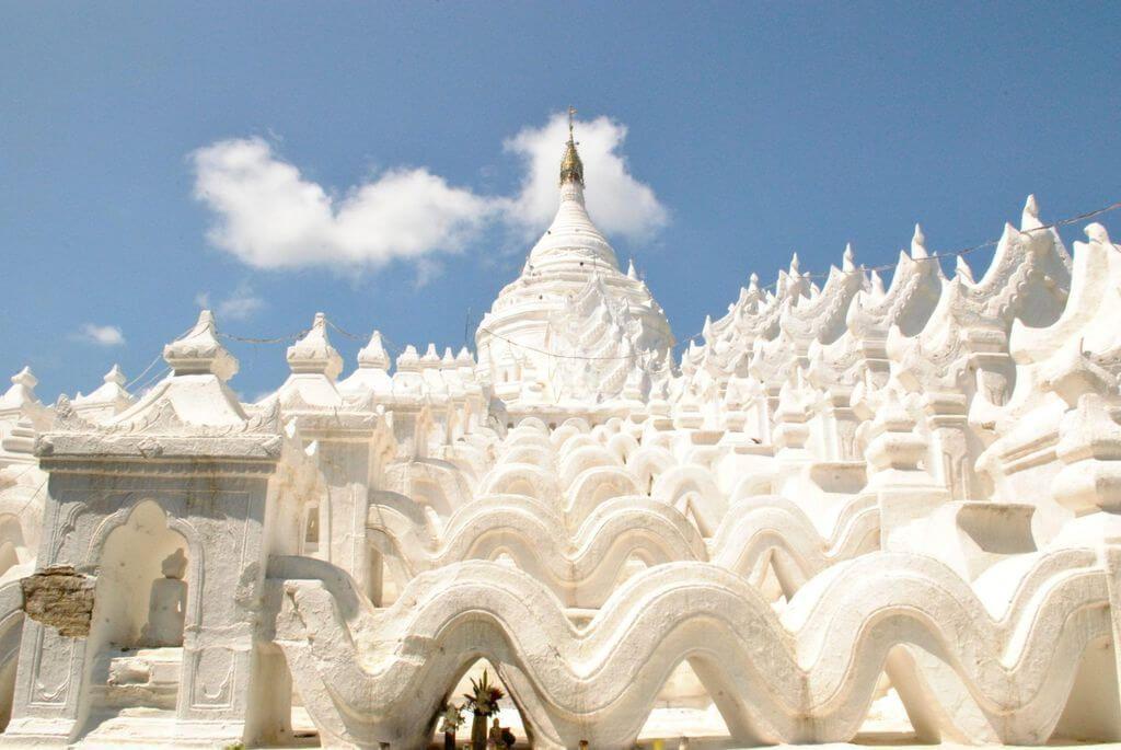 qué ver en Mingun Myanmar