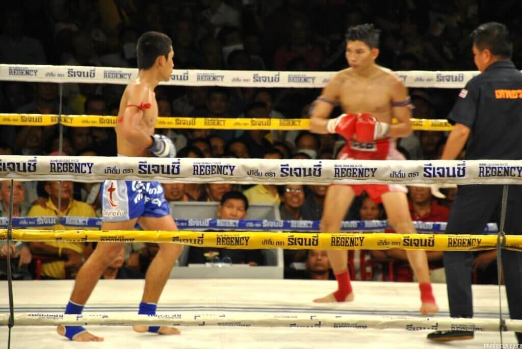 ver muay thai en directo en bangkok