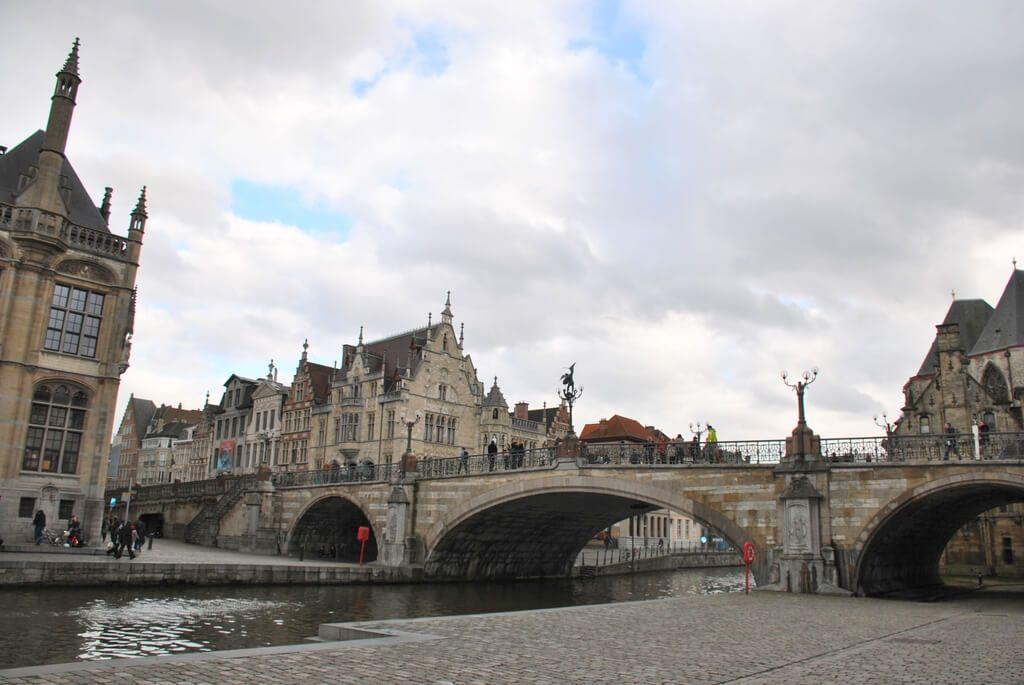 puente de san miguel Gante